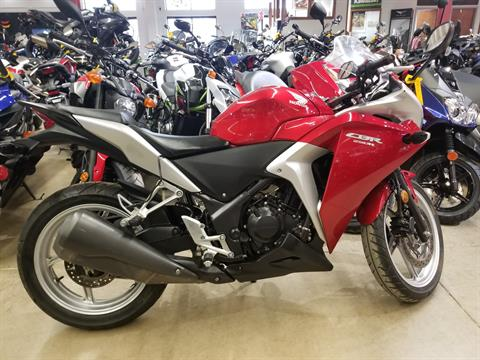 2011 Honda CBR®250R in Canton, Ohio - Photo 1