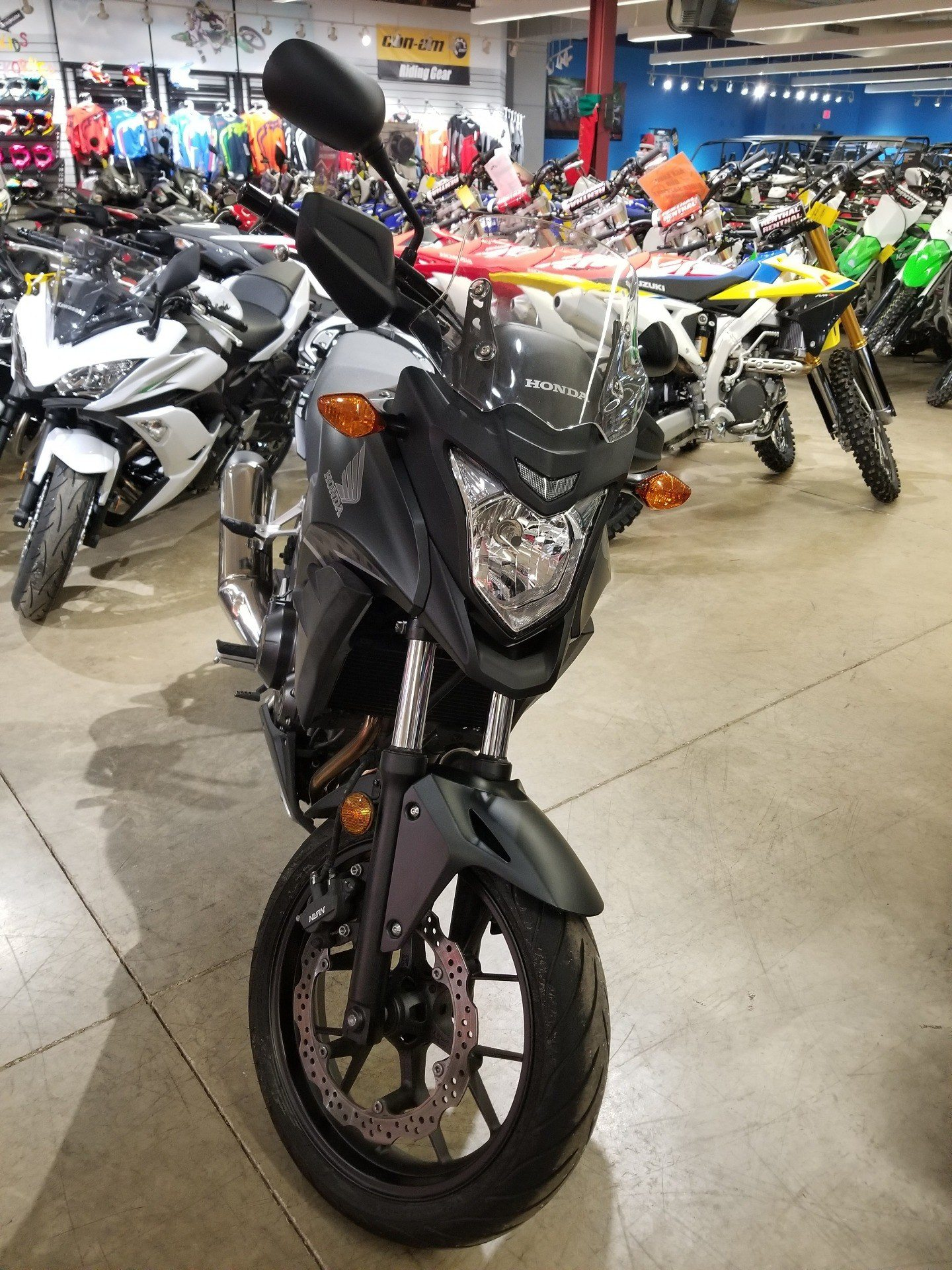 2013 Honda CB500X in Canton, Ohio
