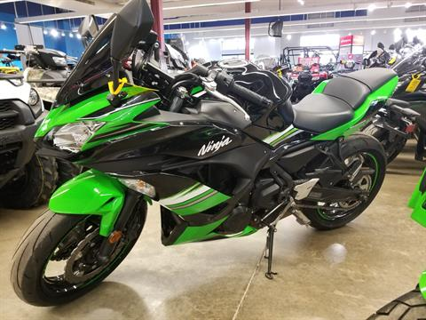 2017 Kawasaki Ninja 650 ABS KRT Edition in Canton, Ohio - Photo 3
