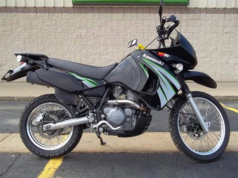 2009 Kawasaki KLR™650 in Canton, Ohio