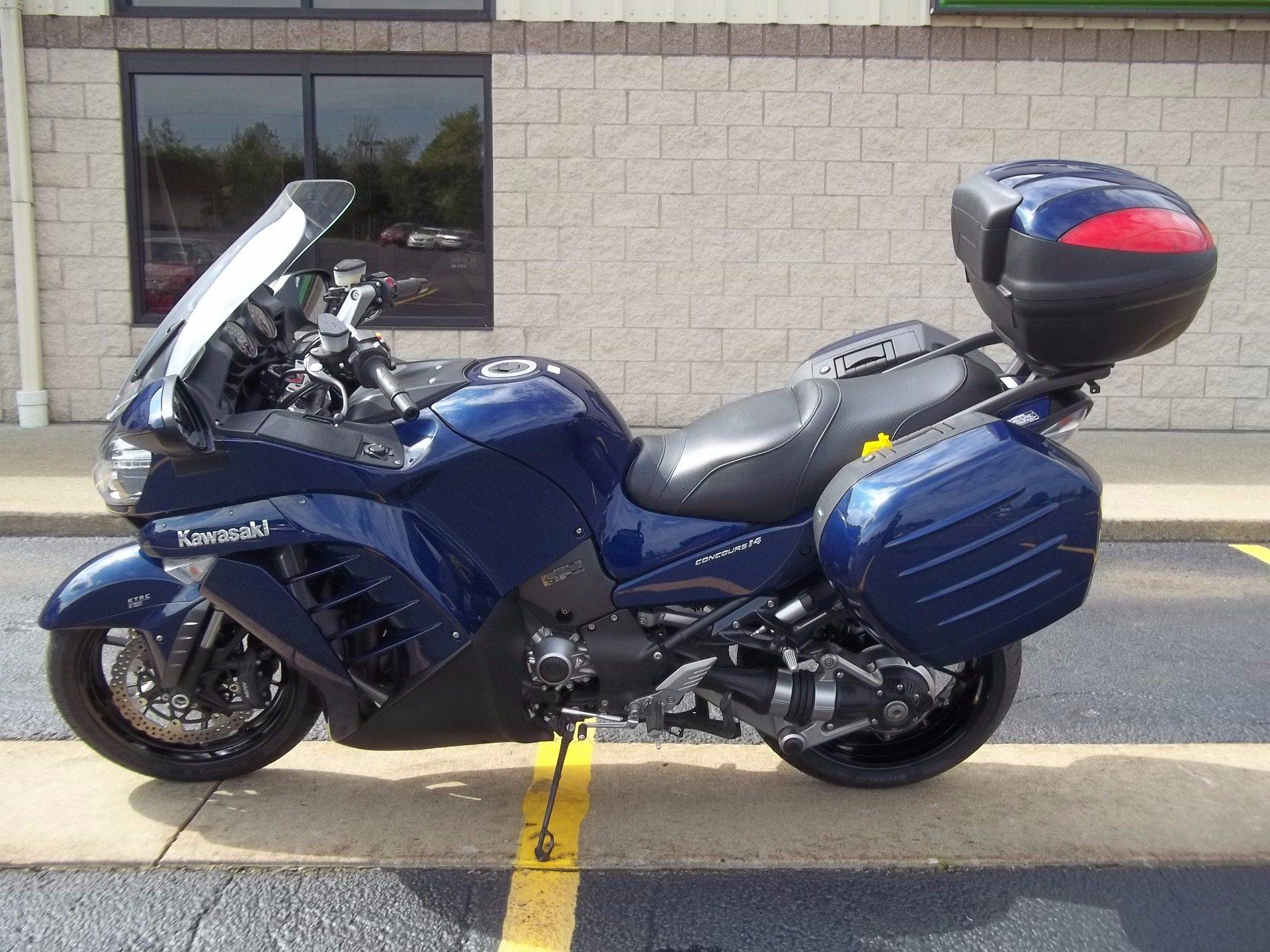 2013 Kawasaki Concours™ 14 ABS in Canton, Ohio