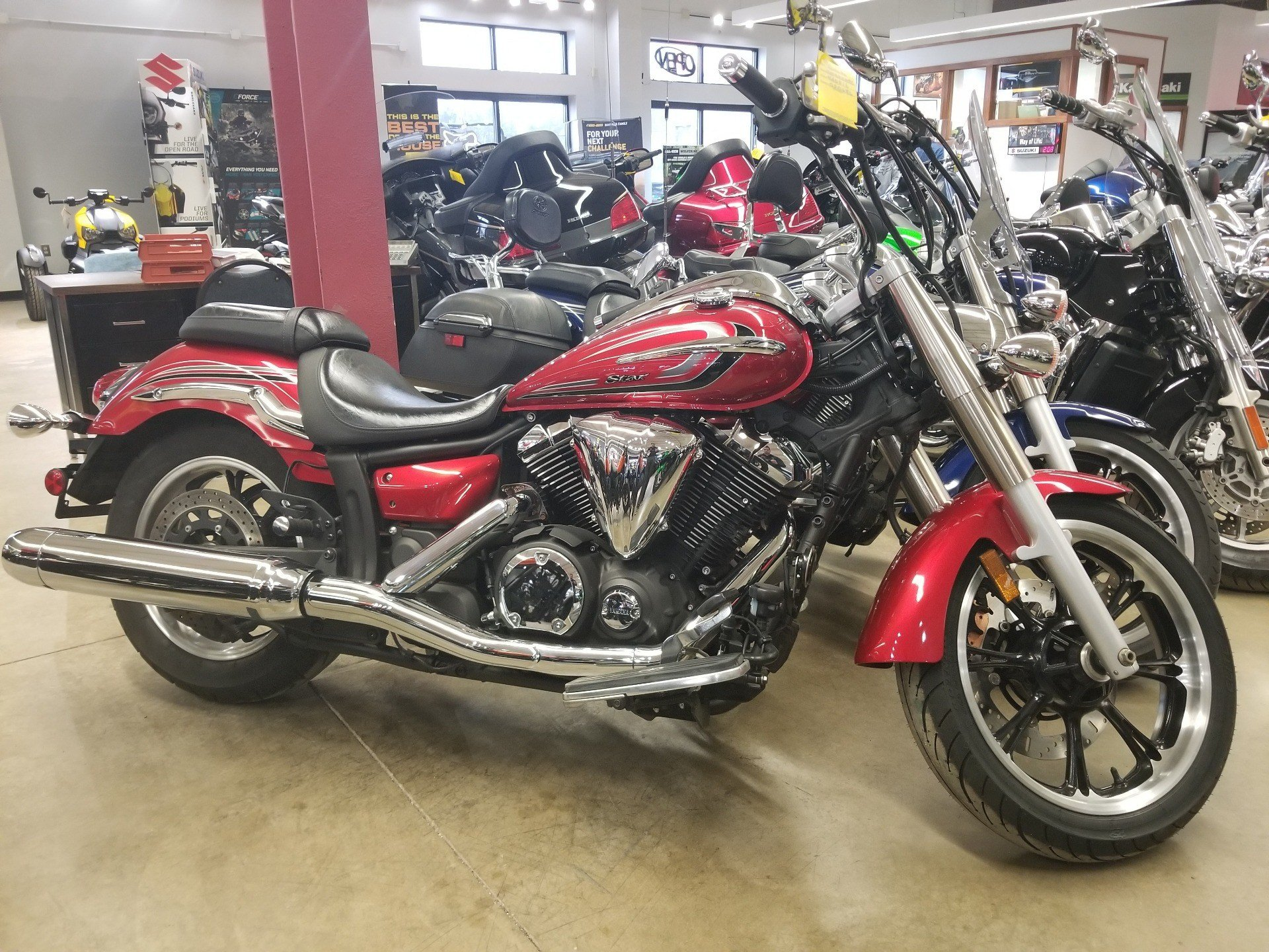 2014 Yamaha V Star 950  in Canton, Ohio - Photo 1