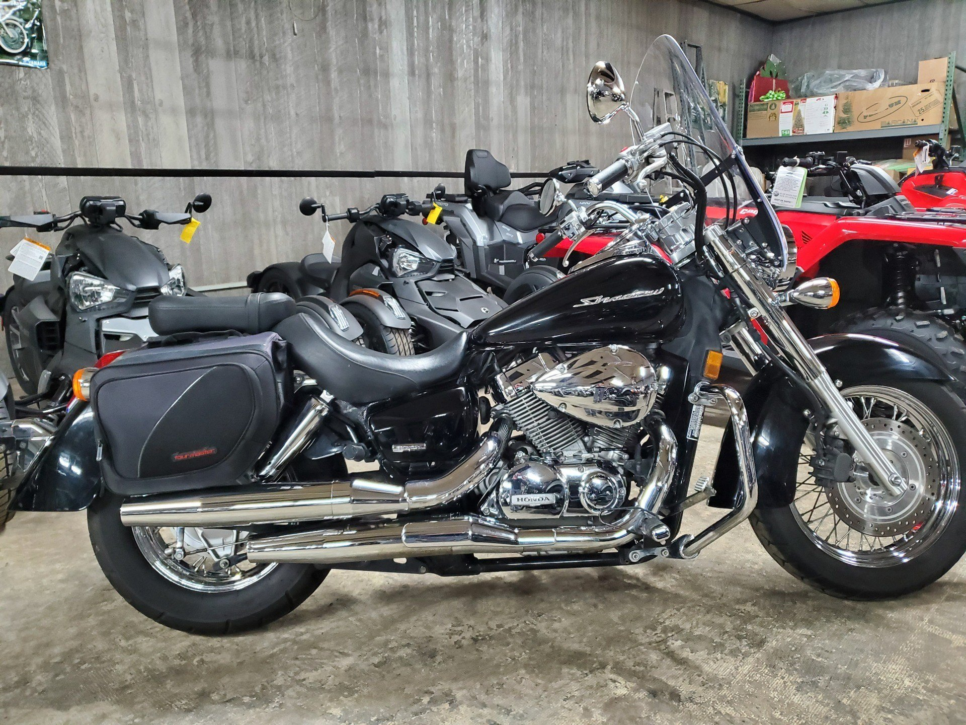 2014 Honda Shadow Aero® in Canton, Ohio - Photo 1