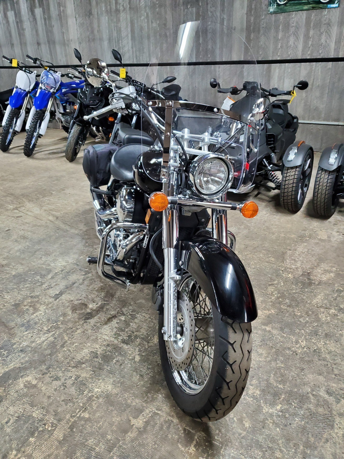 2014 Honda Shadow Aero® in Canton, Ohio - Photo 2
