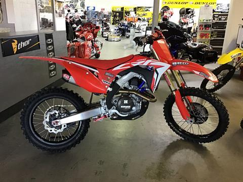 2018 Honda CRF450R in Madera, California