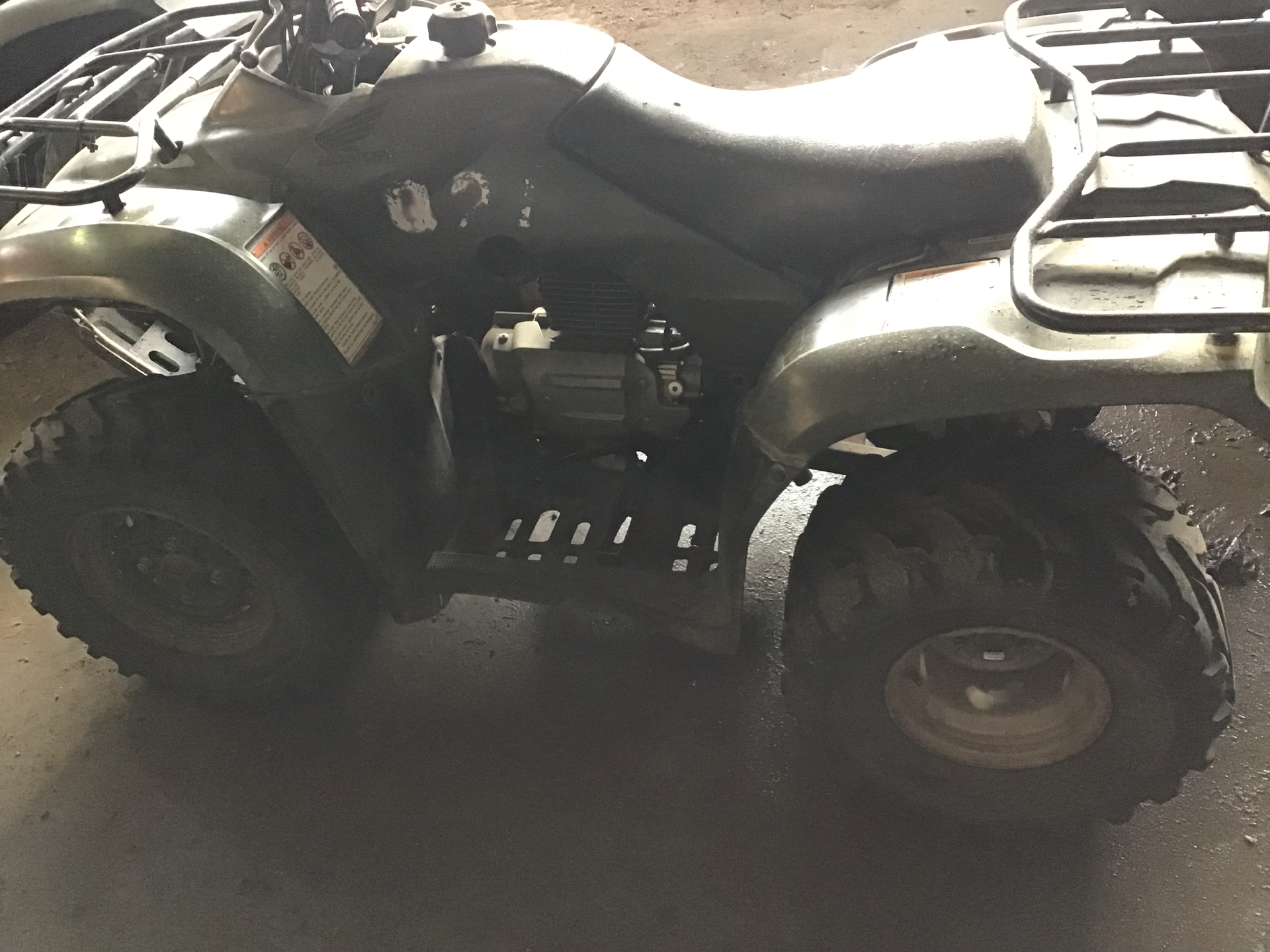 2013 Honda TRX250TM in Madera, California