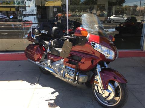 2005 Honda GL1800 in Madera, California