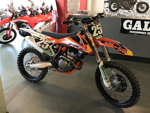 2015 KTM 250SX-F FACORTY in Madera, California