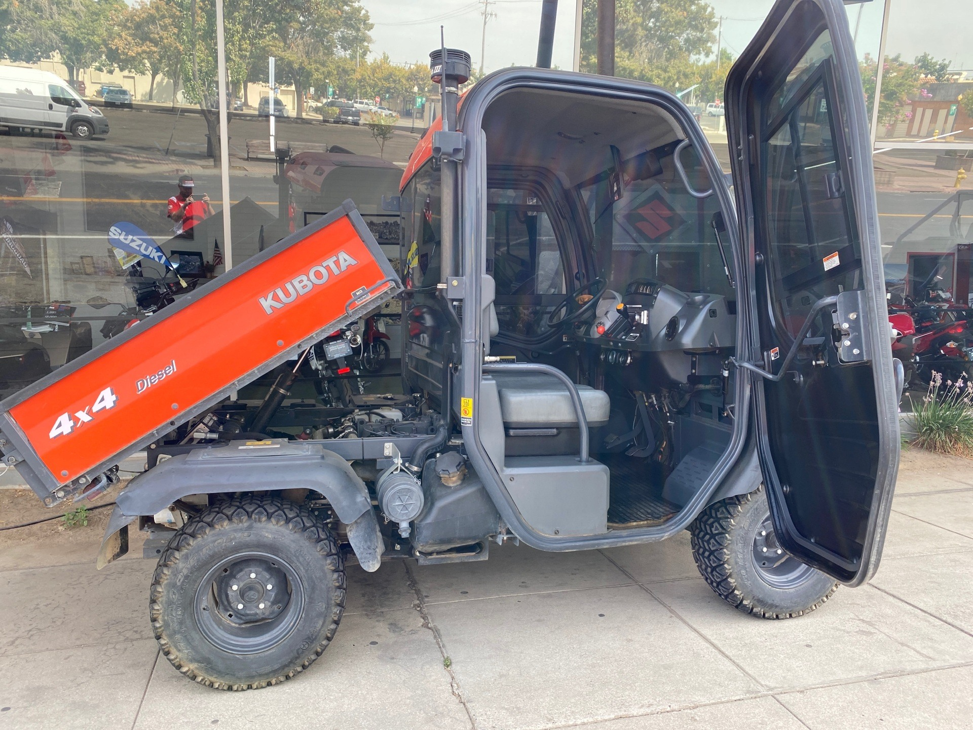 2012 Kubota RTV1100 Orange in Madera, California - Photo 3