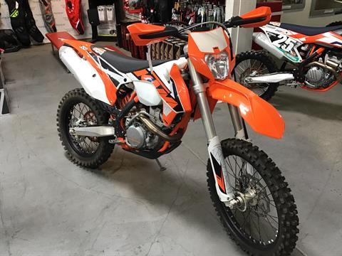 2016 KTM 350XCF in Madera, California