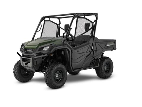 2018 Honda PIONEER 1000 3 SEATER in Madera, California