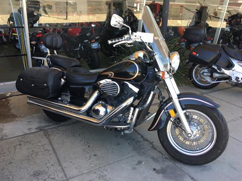 2002 Kawasaki VN1500 in Madera, California