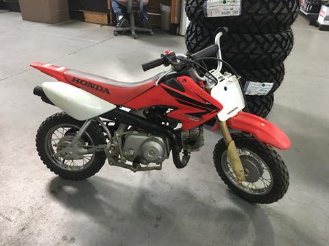2007 Honda CRF50F in Madera, California