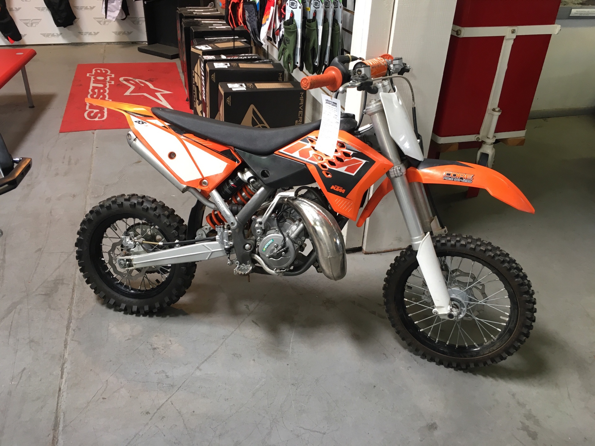 2013 KTM KTM 650SX in Madera, California