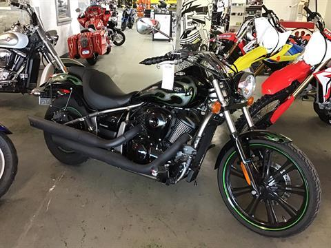 2015 Kawasaki VN900 in Madera, California