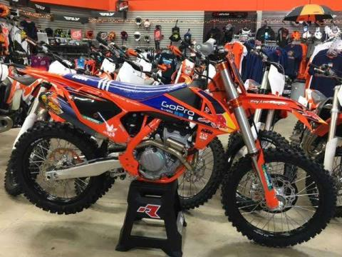 2016 KTM 250 SX-F Factory Edition in Orange, California