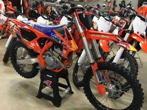 2016 KTM 250 SX-F Factory Edition in Orange, California