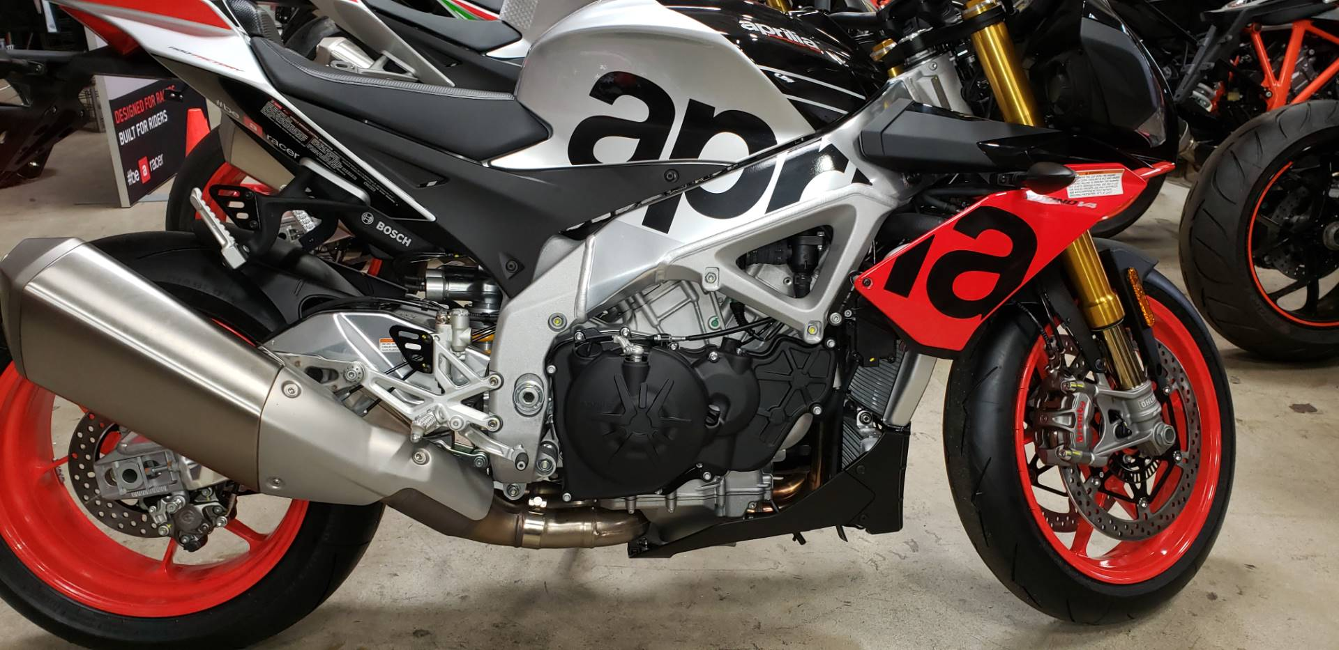 2019 Aprilia TUONO V4 1100 FACTORY in Orange, California - Photo 1