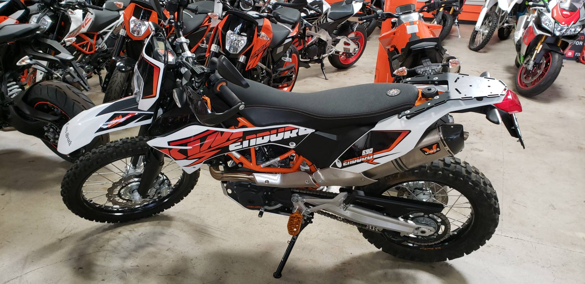 2015 KTM 690 ENDURO R in Orange, California - Photo 1