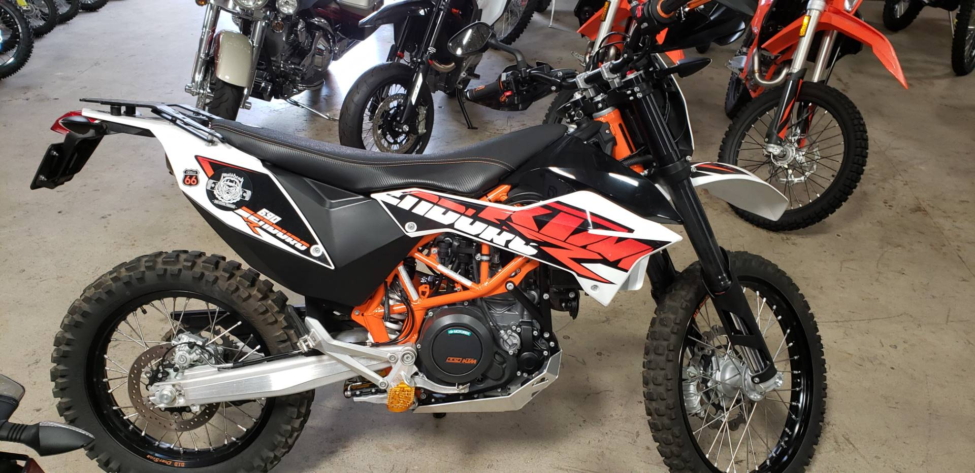 2015 KTM 690 ENDURO R in Orange, California - Photo 2