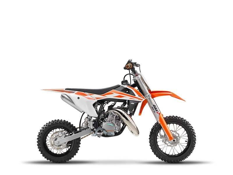 2017 KTM 50 SX in Orange, California