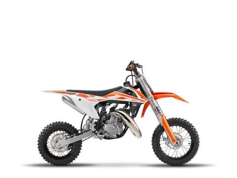 2017 KTM 50 SX in Orange, California