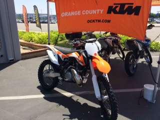 2016 KTM 250 SX in Orange, California