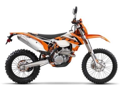 2016 KTM 350 EXC-F in Orange, California