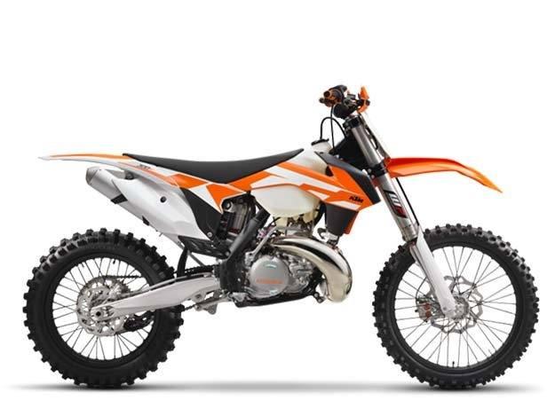 2016 KTM 300 XC in Orange, California
