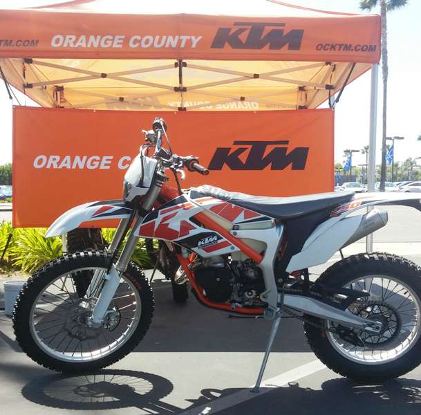 2016 KTM 250 R in Orange, California