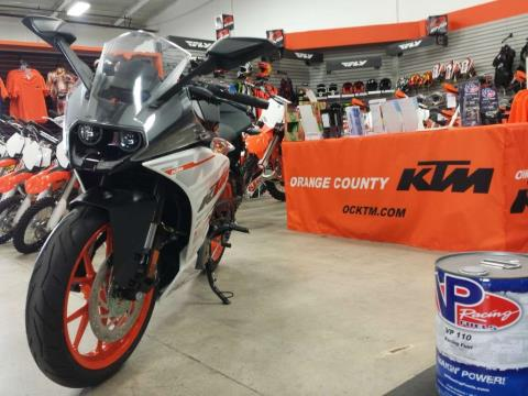 2015 KTM RC 390 in Orange, California