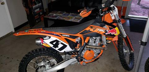 2012 KTM 450 SX-F Factory Edition in Orange, California