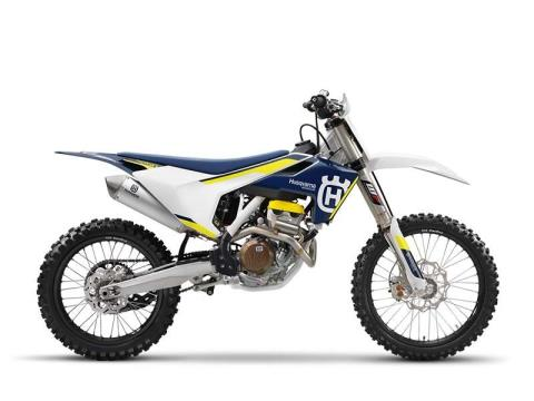 2017 Husqvarna FC 250 in Orange, California