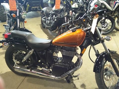 2017 Suzuki Boulevard S40 in Prescott Valley, Arizona
