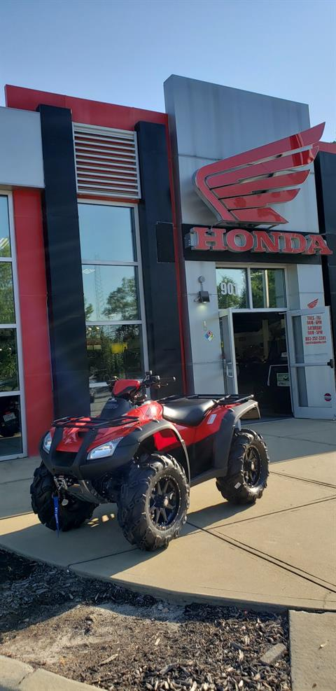 2018 Honda FourTrax Rincon in Columbia, South Carolina - Photo 3