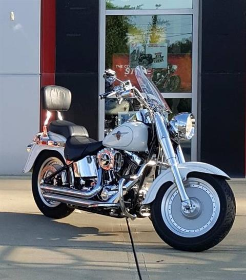 2002 Harley-Davidson FLSTF/FLSTFI Fat Boy® in Columbia, South Carolina