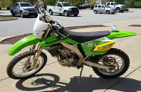 2009 Kawasaki KLX™450R in Columbia, South Carolina