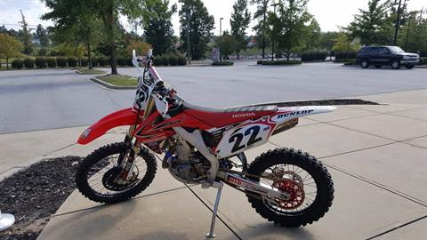 2011 Honda CRF®450R in Columbia, South Carolina