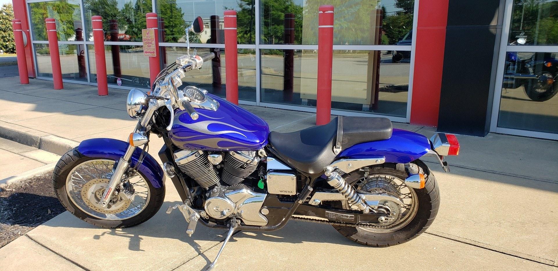 2005 Honda Shadow Spirit 750 1