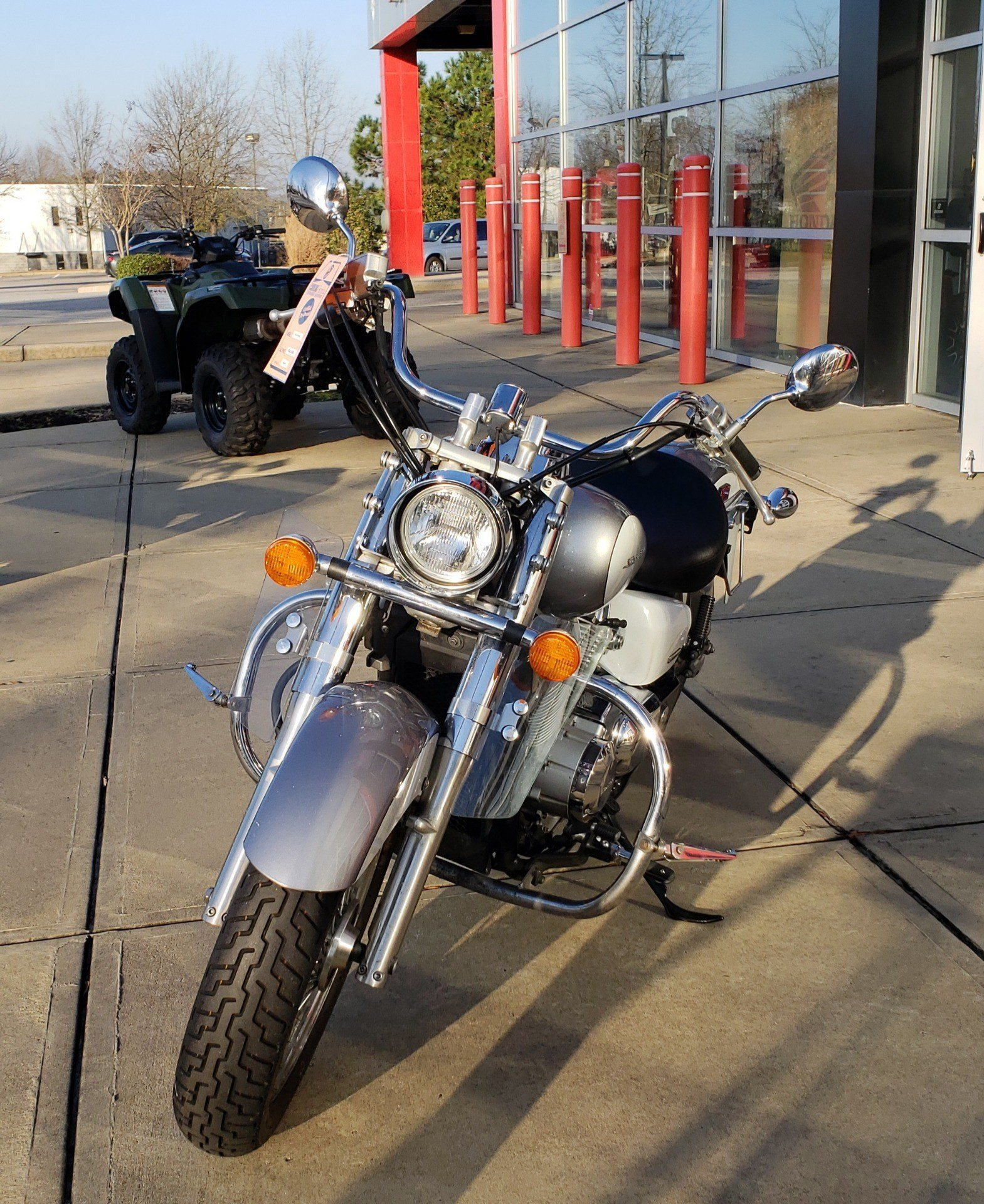2013 Honda Shadow Aero® in Columbia, South Carolina
