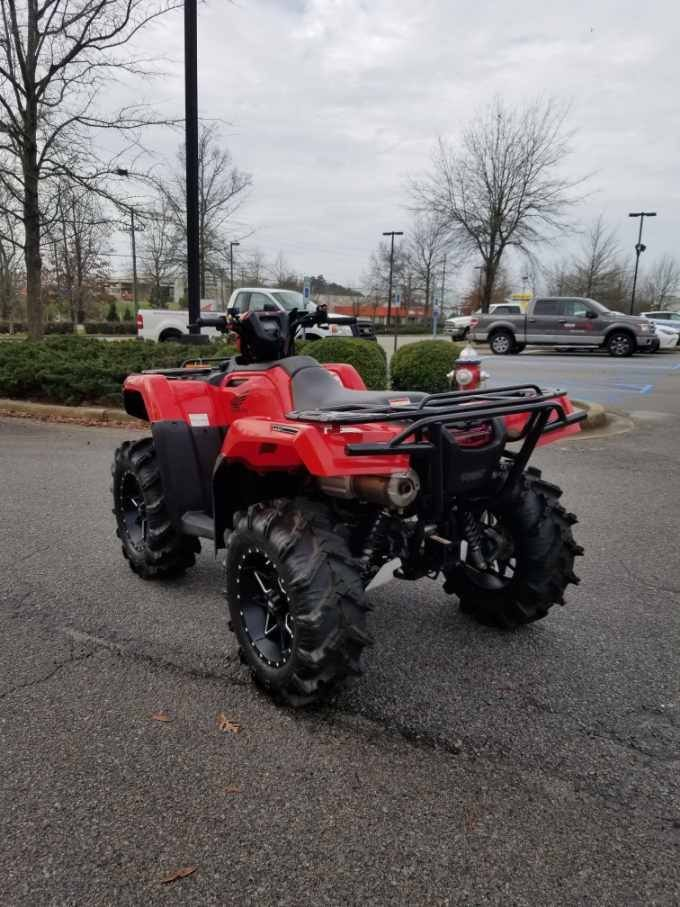 2018 Honda FourTrax Foreman Rubicon 4x4 EPS in Columbia, South Carolina - Photo 4