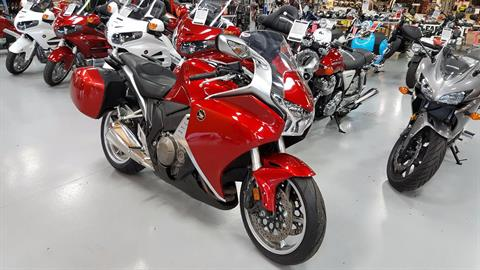 2010 Honda VFR1200F in Columbia, South Carolina