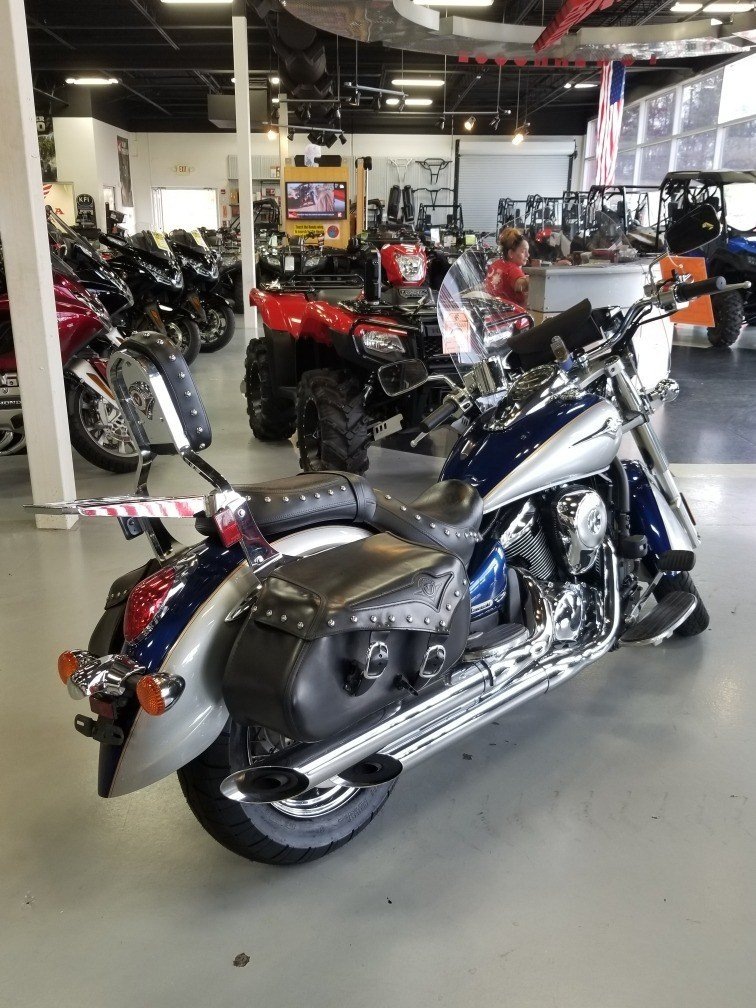 2008 Kawasaki Vulcan® 900 Classic LT in Columbia, South Carolina - Photo 2