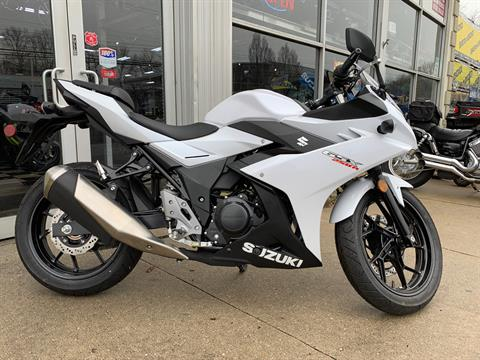 2018 Suzuki GSX250R in Huntington Station, New York - Photo 2