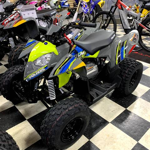 2021 Polaris Outlaw 110 EFI in Huntington Station, New York - Photo 1
