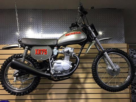 1973 Honda XR75 in Huntington Station, New York