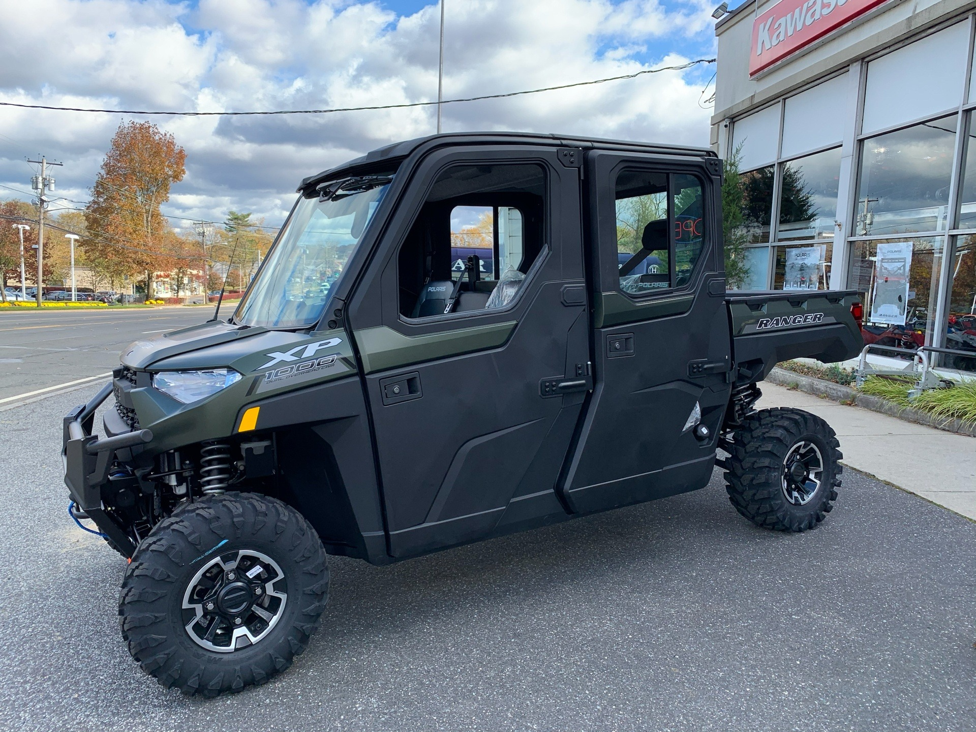 2020 Polaris Ranger Crew XP 1000 NorthStar Edition Ride Command in Huntington Station, New York - Photo 3