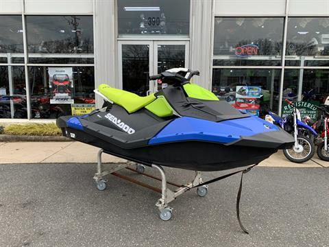 2020 Sea-Doo Spark 3up 90 hp iBR + Convenience Package in Huntington Station, New York - Photo 1