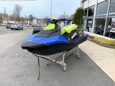 2020 Sea-Doo Spark 3up 90 hp iBR + Convenience Package in Huntington Station, New York - Photo 3
