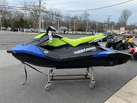 2020 Sea-Doo Spark 3up 90 hp iBR + Convenience Package in Huntington Station, New York - Photo 4